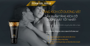 titan gel gold